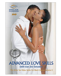 Advanced Love Skills Dvd