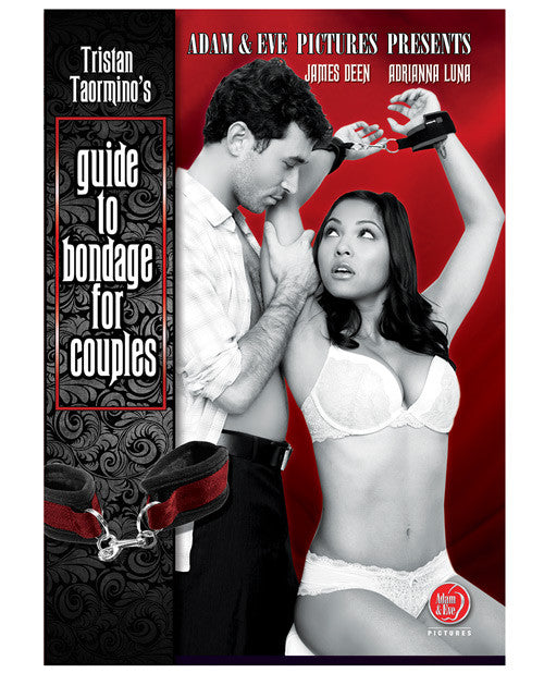 Tristan Taormino's Guide To Bondage For Lovers Dvd