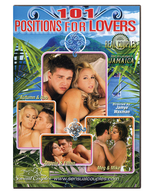 New 101 Sexual Positions For Lovers (filmed In Jamaica)