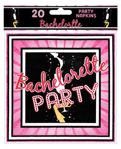 Bachelorette Party Napkins - Pack Of 20