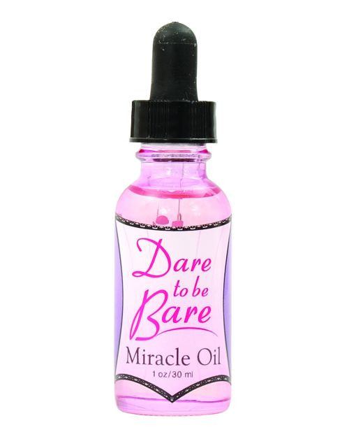 Dare To Be Bare Miracle Oil - 1 Oz Bottle