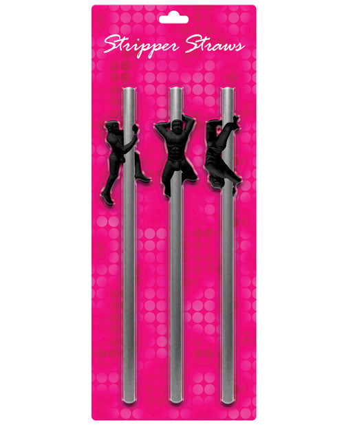 Groom To Be's Stripper Straws