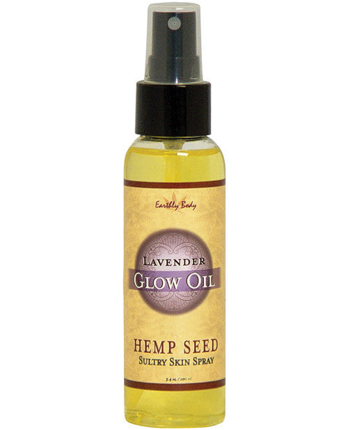 Glow Massage Oil - 3.4 Oz Lavender