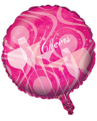 Fabulous Birthday Metallic Balloon