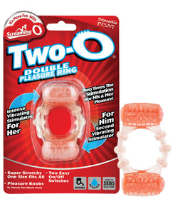Screaming O Two-o Double Pleasure Ring
