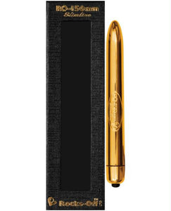 Ro-150mm Slimline Bullet - Gold