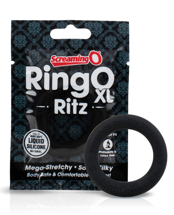 Screaming O Ringo Ritz Xl - Black