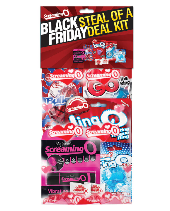 Screaming O 2018 Black Friday Kit