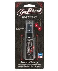 Good Head Tingle Spray - Sweet Cherry