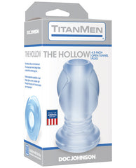 Titanmen The Hollow - Clear
