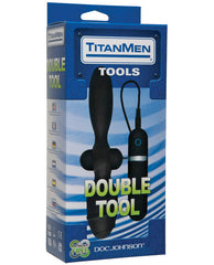Titanmen Double Tool - Black