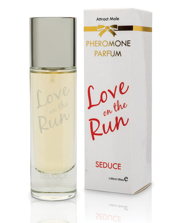 Love On The Run Pheromone Female Body Spray - 30 Ml Seduce