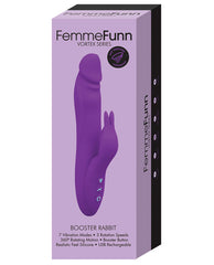 Femmefunn Booster Rabbit - Purple