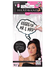 Bridal Party Dry Erase Head Band