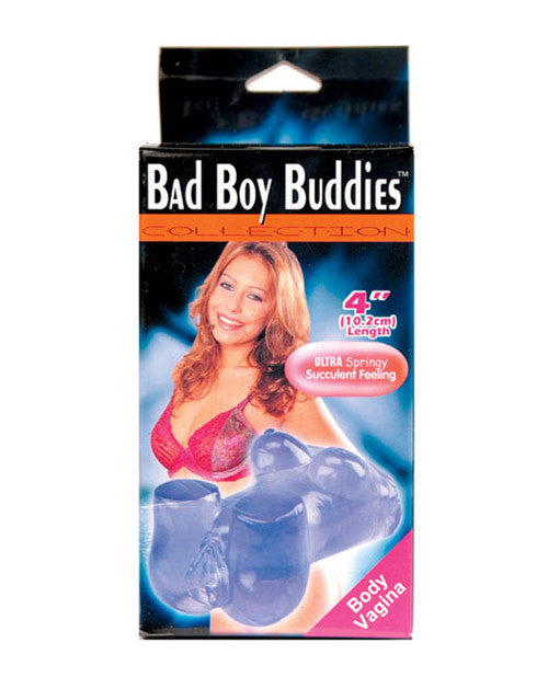 Bad Boy Buddies Body Vagina - Purple