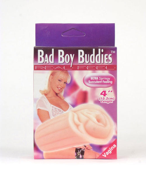 Bad Boy Buddies Real Feel Vagina
