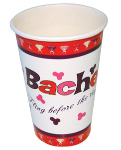 Bachelorette Party Cups - 10 Pack