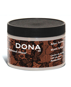 Dona By Jo Bath Milk 8 Oz - Blue Lotus