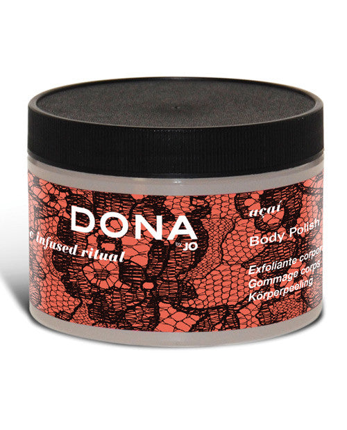 Dona By Jo Body Polish 9.5 Oz - Acai
