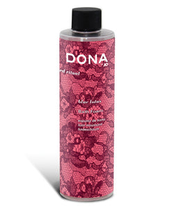 Dona By Jo Bath Foam 9.5 Oz - Blue Lotus