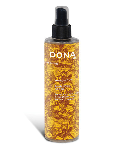Dona By Jo  Body Mist Lotion 9 Oz - Mangosteen