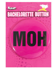 Bachelorette Button - Moh