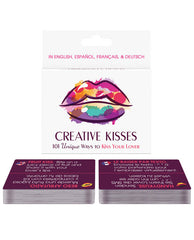 Creative Kisses Game