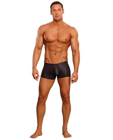 Black Cobra Mini Short Black Xl