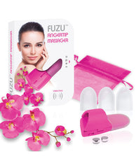 New Fuzu Fingertip Massager - Neon Pink