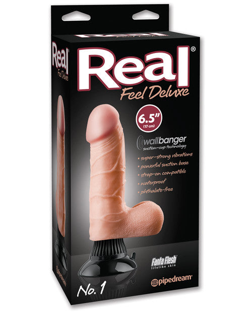 Real Feel Deluxe No. 1  6.5