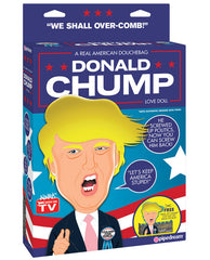 Donald Chump A Real American Douchebag Love Doll