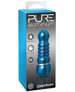Pure Aluminium Small - Blue