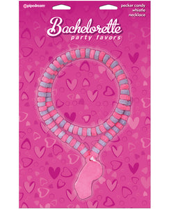 Bachelorette Party Favors Pecker Candy Whistle Necklace