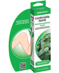 Comfortably Numb Anal Desensitizing Cream  - Spearmint