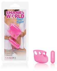 Shane's World Finger Tingler - Pink