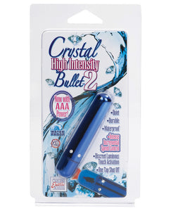 Crystal High Intensity Bullet 2 - Blue