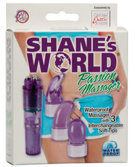 Shane's World Passion Massager
