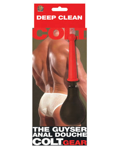 Colt The Guyser - Anal Douche