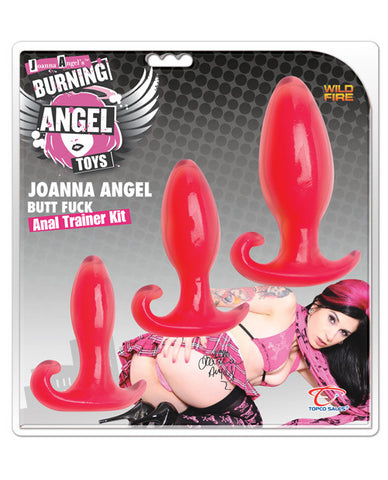 Wildfire Joanna's Angels -  Butt Fuck Anal Trainer