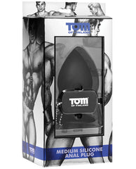 Tom Of Finland Silicone Anal Plug - Medium