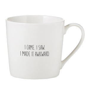 I Made it Awkward Mug