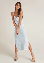 Maxi Bias Slip Dress