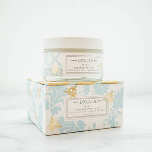 Wish Perfumed Body Butter by Lollia