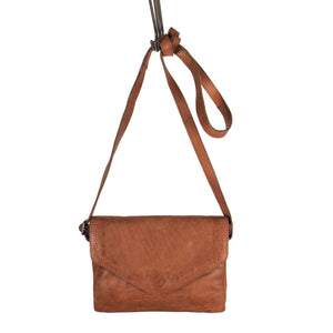Harbor Purse | Cognac