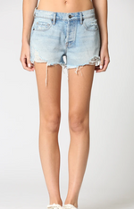 Dally Mid Rise Shorts