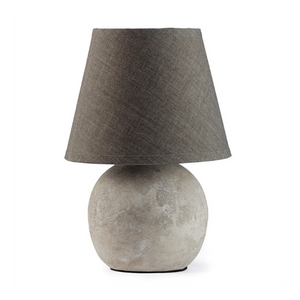 Load image into Gallery viewer, Mack Mini Concrete Lamp