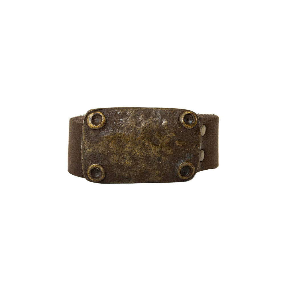 Load image into Gallery viewer, Aclar Leather Belt