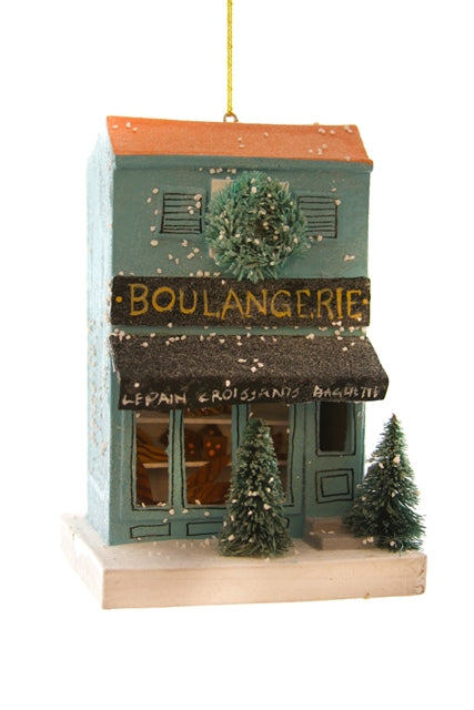 Boulangerie Shop Ornament