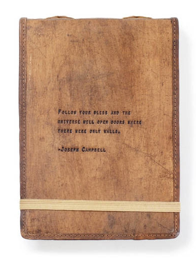 Joseph Campbell Leather Journal