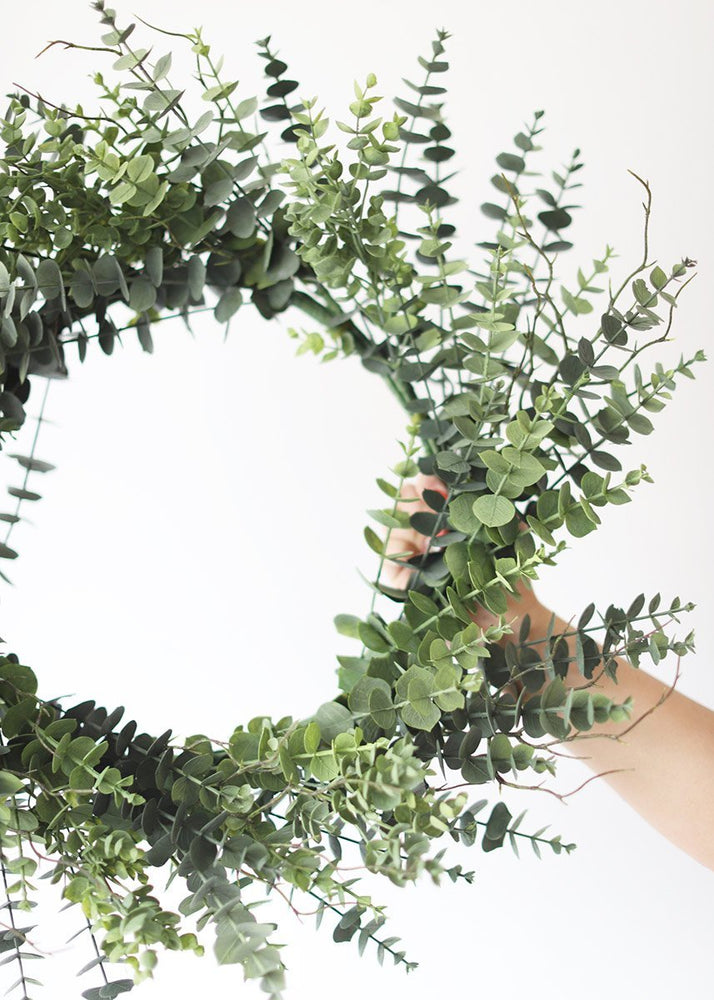 Eucalyptus Wreath - 24""